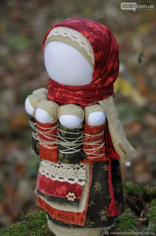 Давній оберіг - лялька-мотанка, фото-9