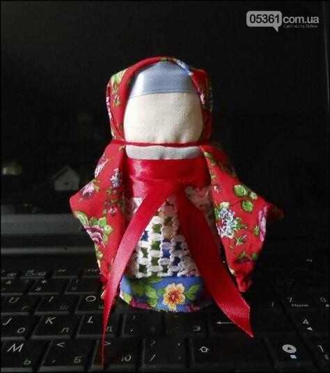 Давній оберіг - лялька-мотанка, фото-1