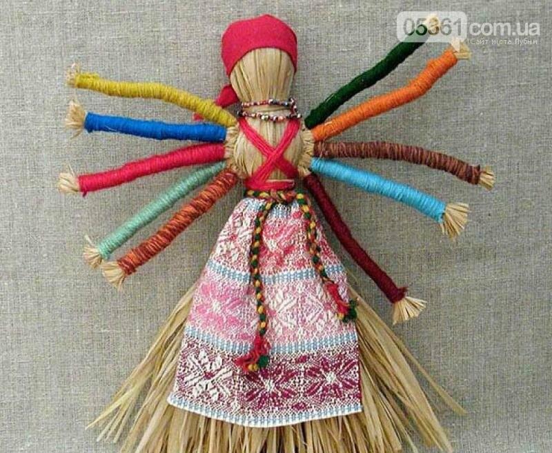 Давній оберіг - лялька-мотанка, фото-2