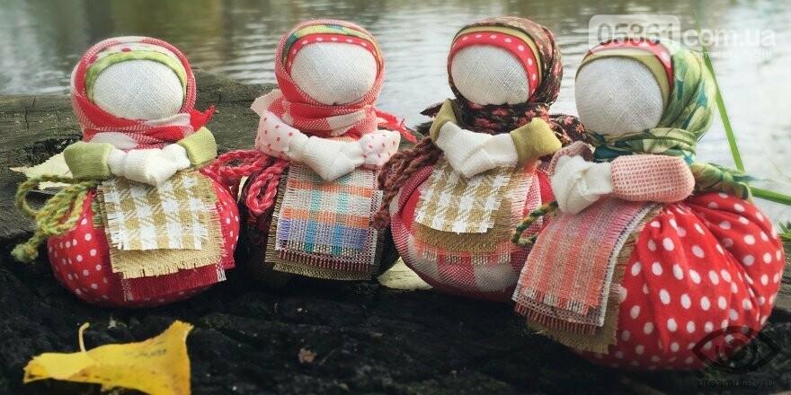 Давній оберіг - лялька-мотанка, фото-5