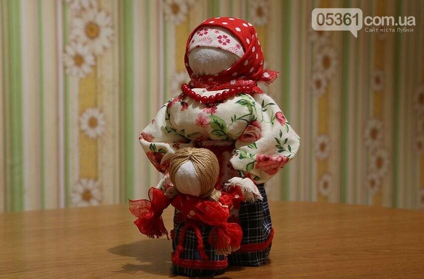 Давній оберіг - лялька-мотанка, фото-8