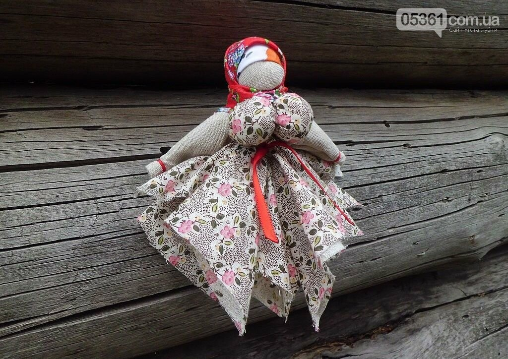 Давній оберіг - лялька-мотанка, фото-7