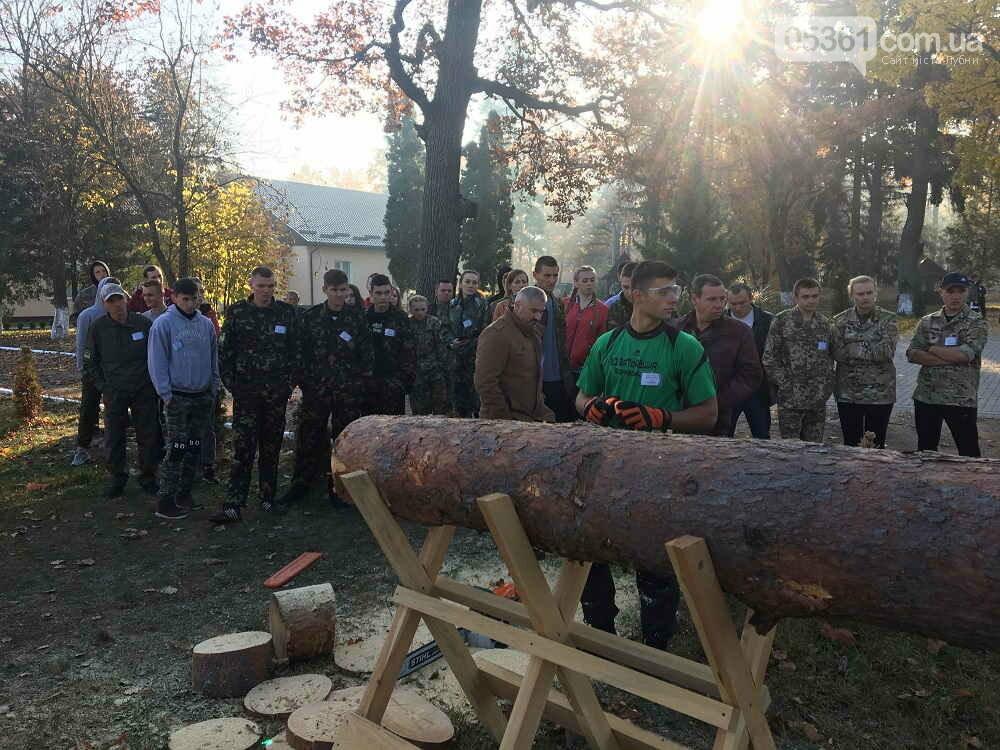 Вдалий виступ лубенських лісівників, фото-4