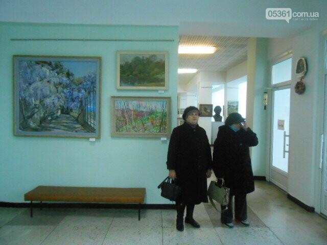 Вшанування художниці Любові Початко, фото-3