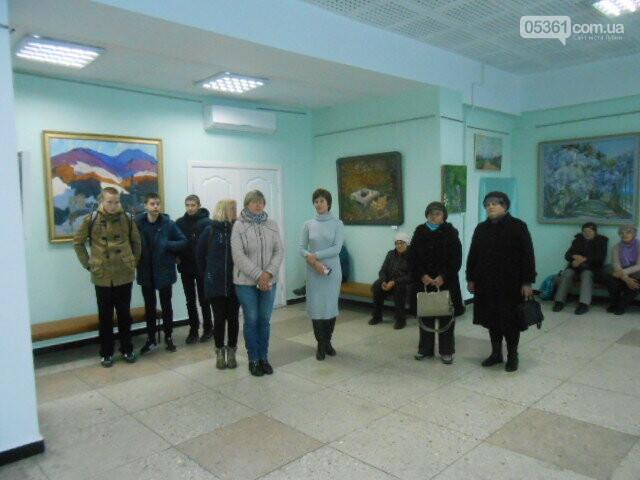 Вшанування художниці Любові Початко, фото-14
