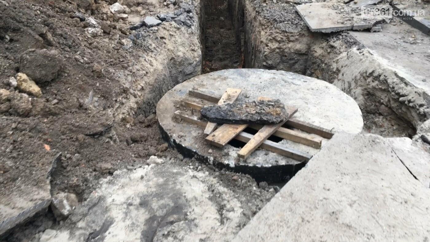Реконструкція Ярмаркової площі: чи дочекаються лубенці нової дощової каналізації, фото-3