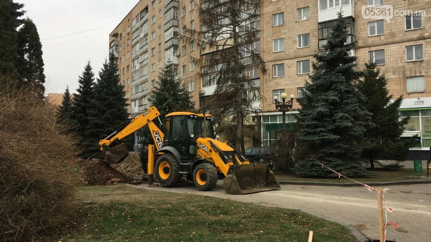Реконструкція Ярмаркової площі: чи дочекаються лубенці нової дощової каналізації, фото-5