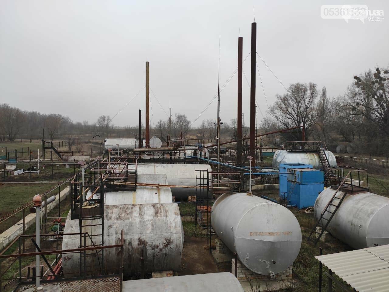 На Полтавщині ліквідували масштабну схему незаконного виробництва паливно-мастильних матеріалів, фото-1