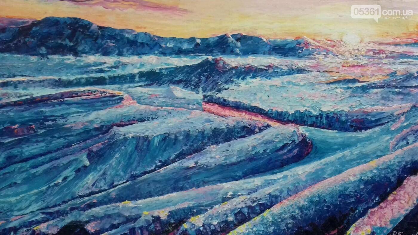 Багата Лубенська земля талановитими митцями, фото-1