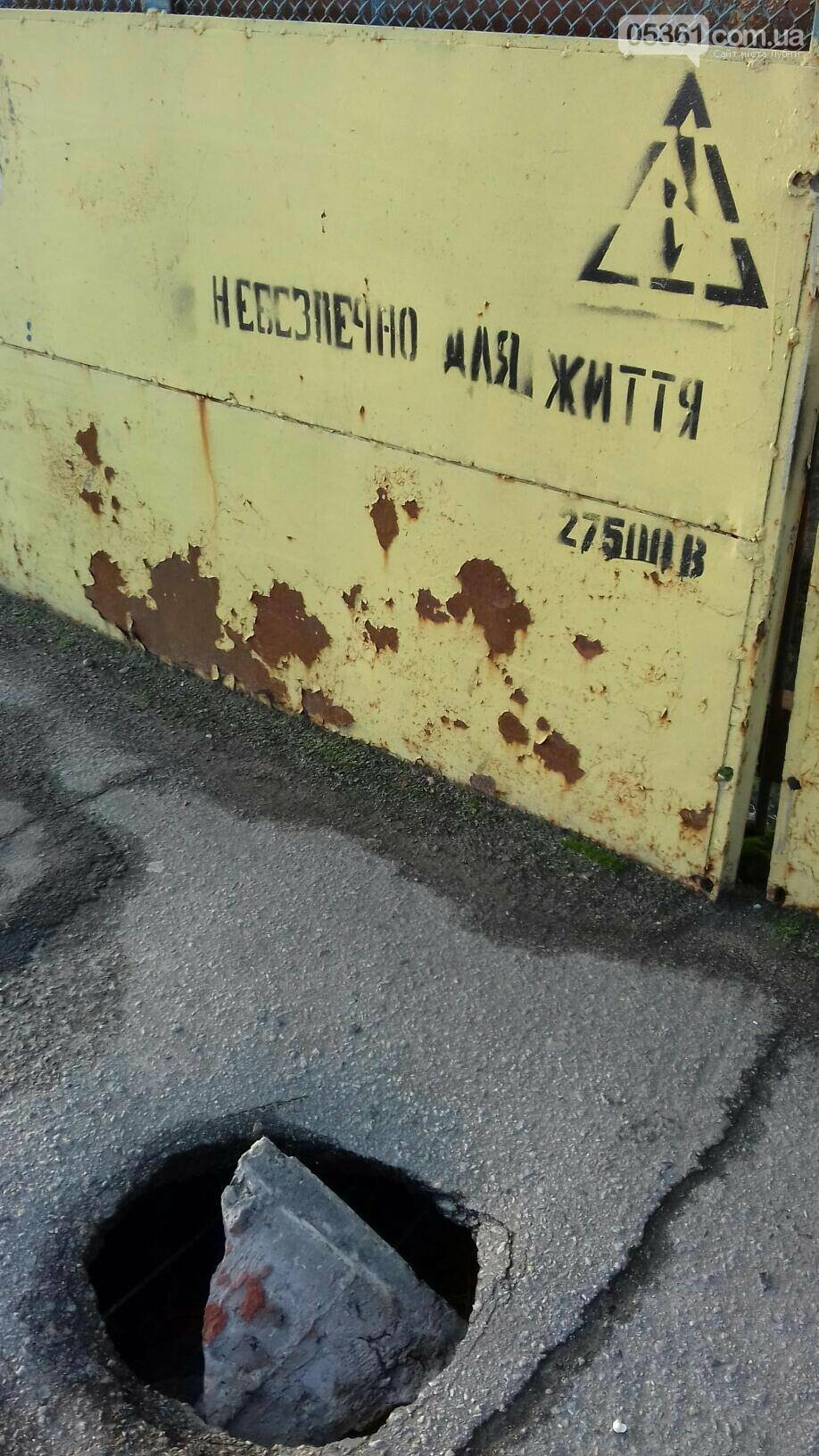Проблемний міст по вулиці Метеорологічній, фото-2