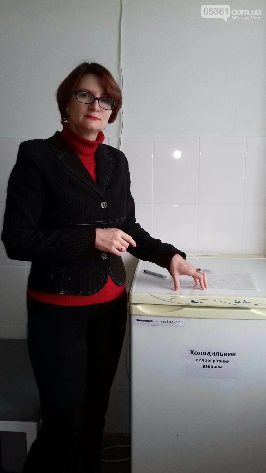 Розвиток Лубенського центру первинної медико-санітарної допомоги, фото-1