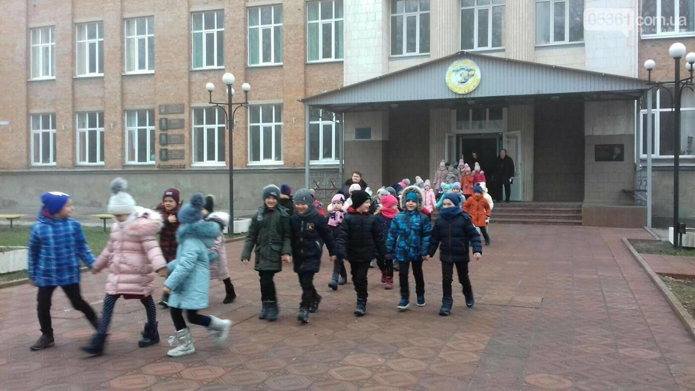 Профілактичні навчання з протипожежної безпеки в навчальних закладах Лубен та району, фото-2