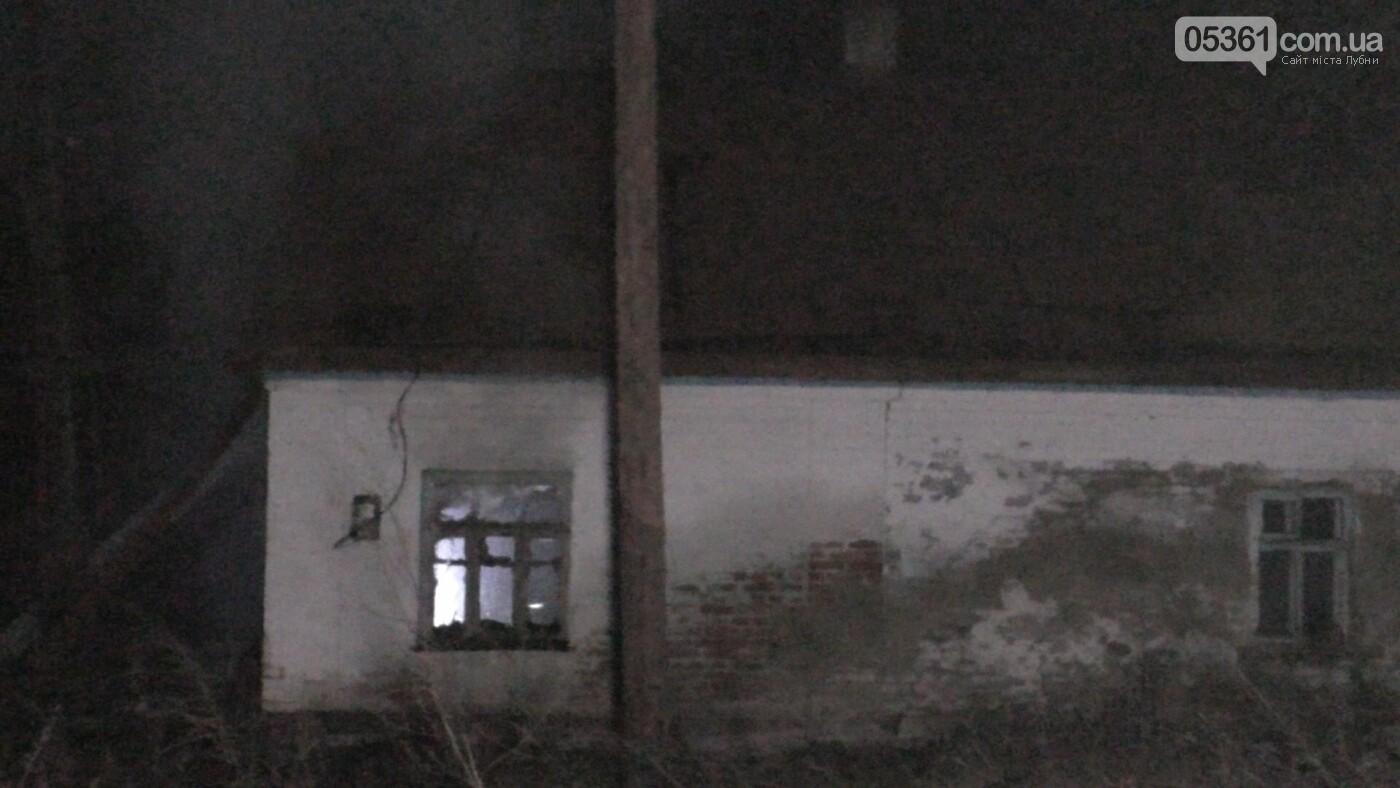 У Лубнах внаслідок пожежі в будинку жінка потрапила до реанімації, фото-5