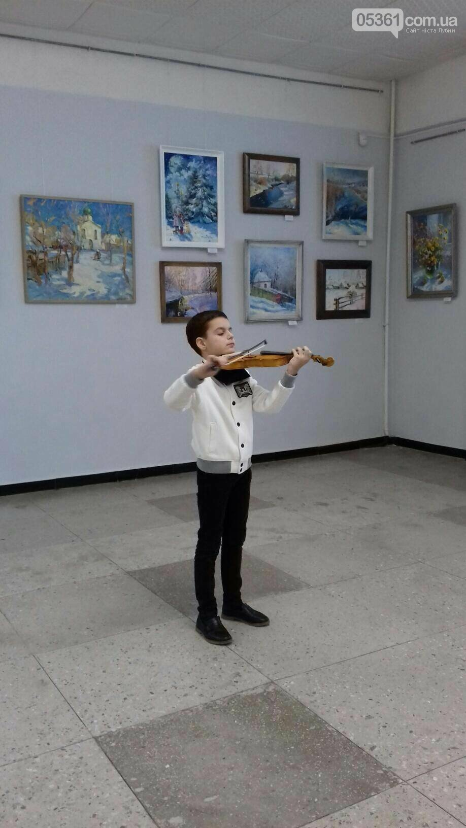 Королева музики звучала у Лубенській галереї, фото-2