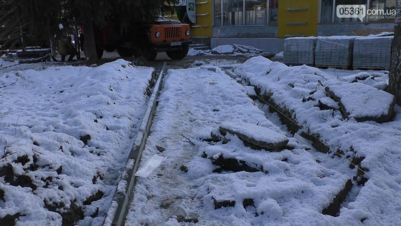 Будівництво нового супермаркету в Лубнах, фото-2