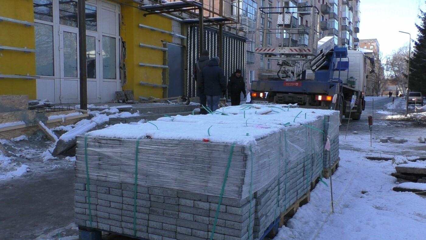 Будівництво нового супермаркету в Лубнах, фото-15