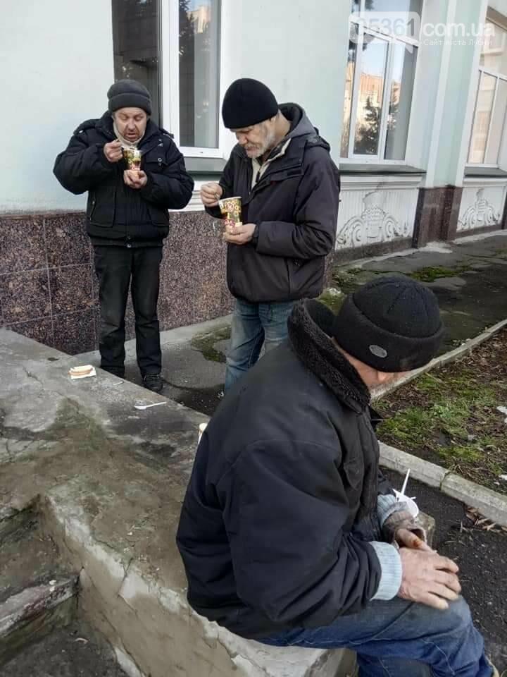 Лубенська церква допомагає безхатченкам, фото-1