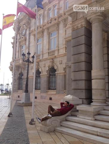 Лубенці в Іспанії, фото-1