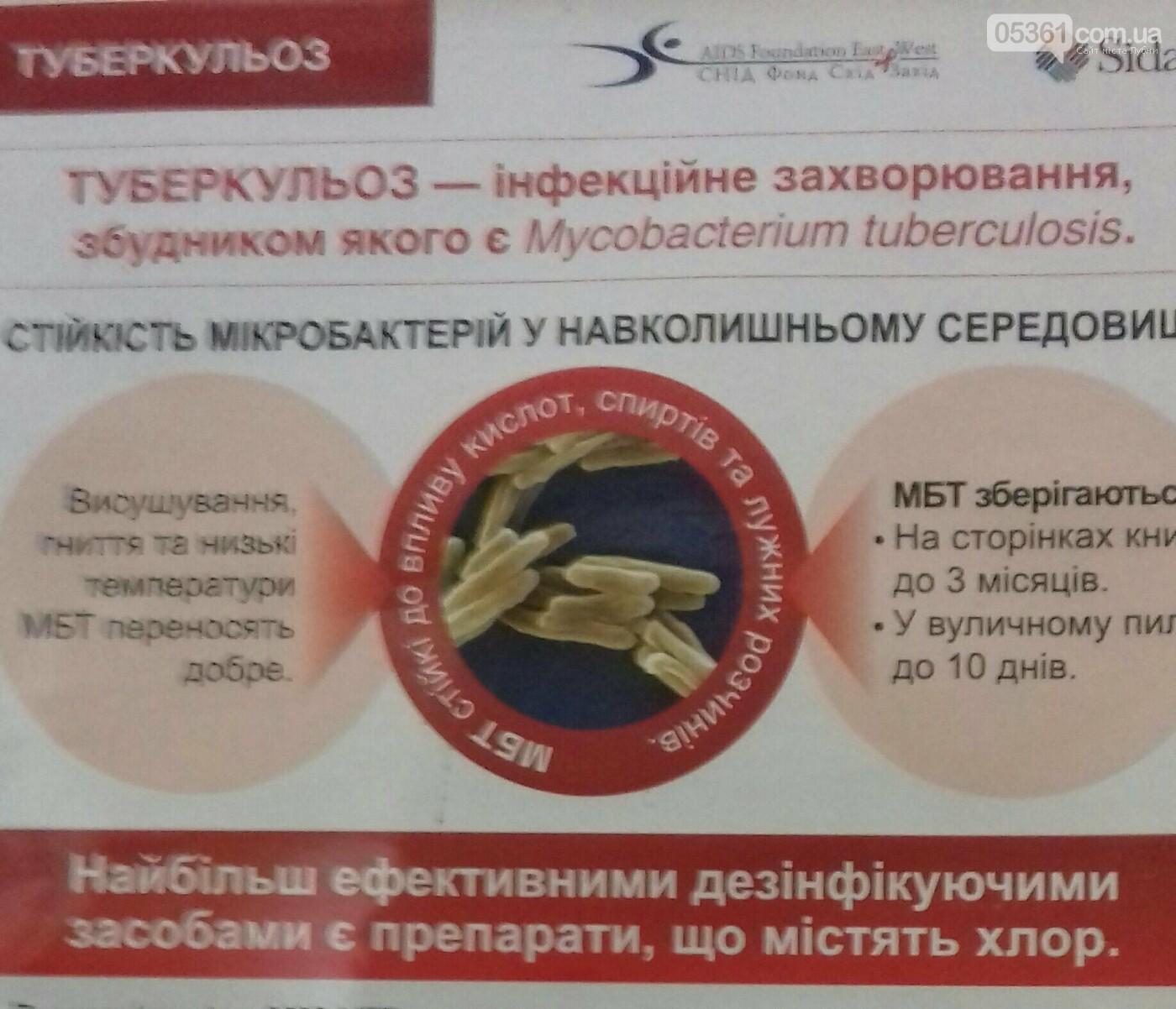 Туберкульоз у Лубнах, фото-2