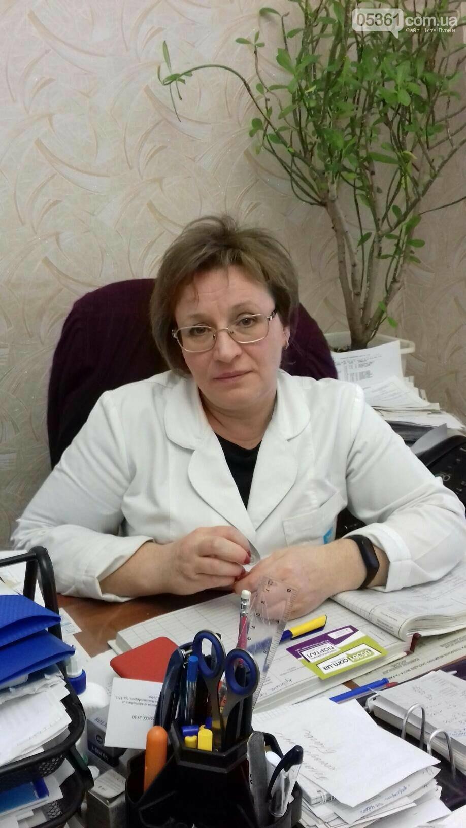 Туберкульоз у Лубнах, фото-1