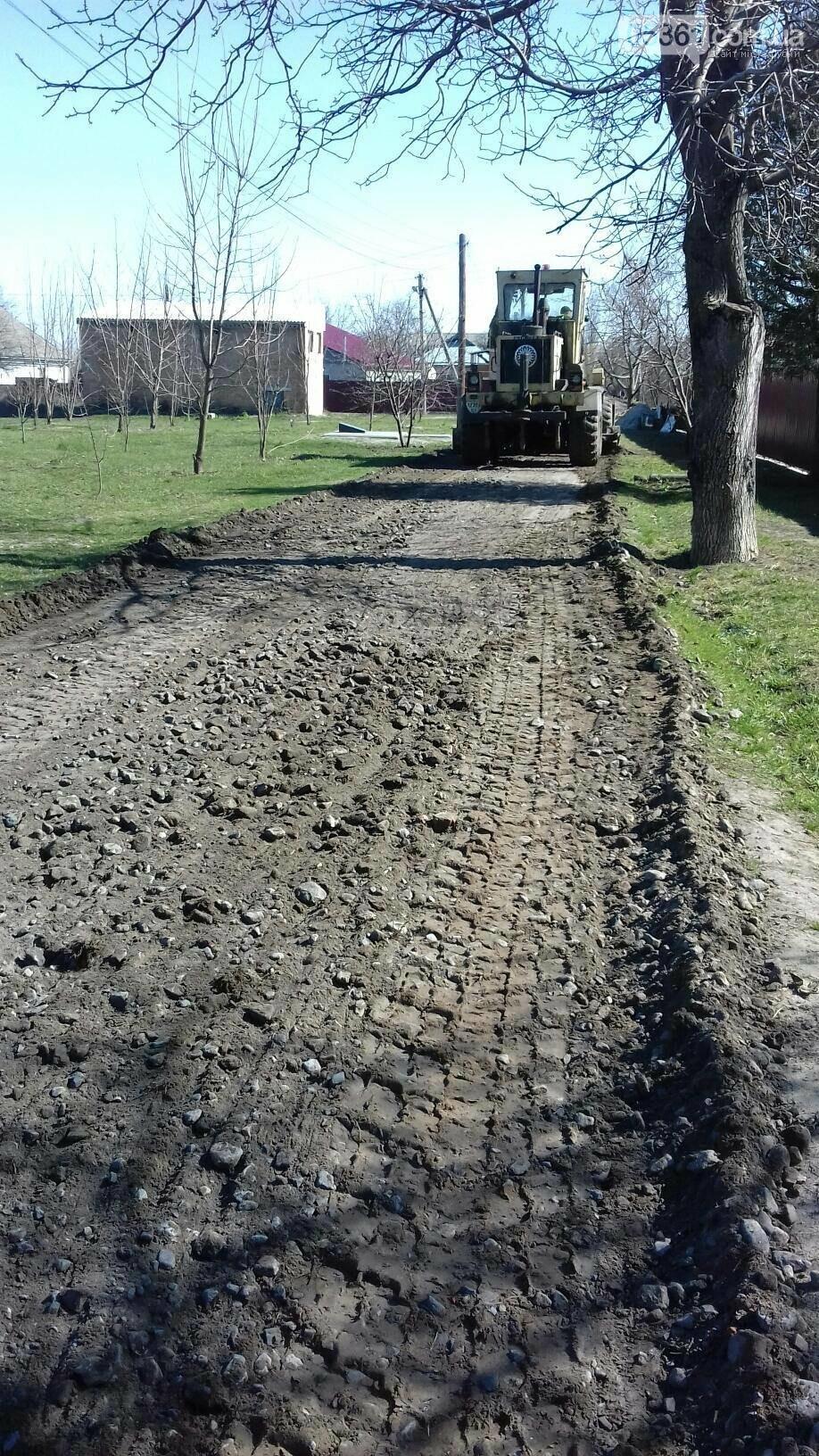 Грейдерування доріг у Лубнах, фото-1