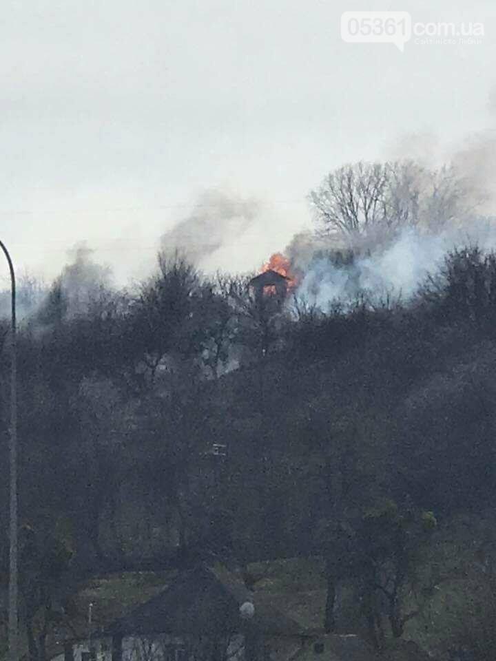 Вогняний шторм на Лубенщині, фото-2