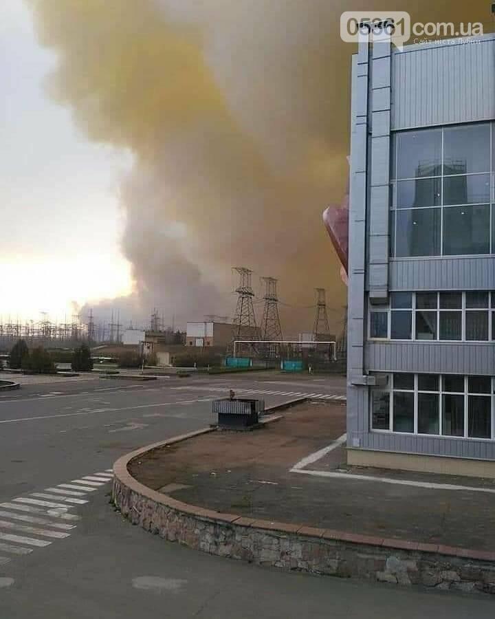 Чорнобиль горить: пожежники з Лубенщини борються з вогнем, фото-1