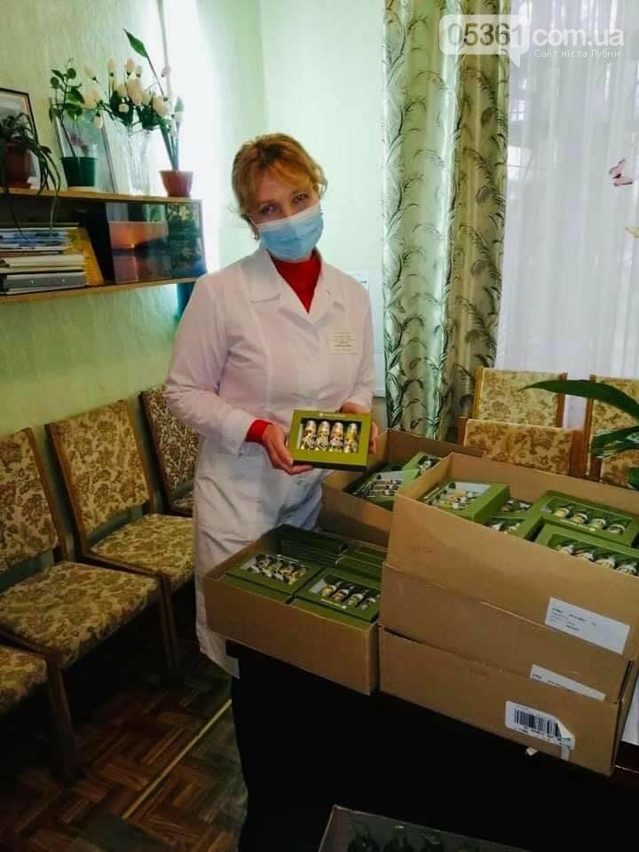 Компанія Yves Rocher Ukraine передала медичним закладам Лубен засоби гігієни , фото-2