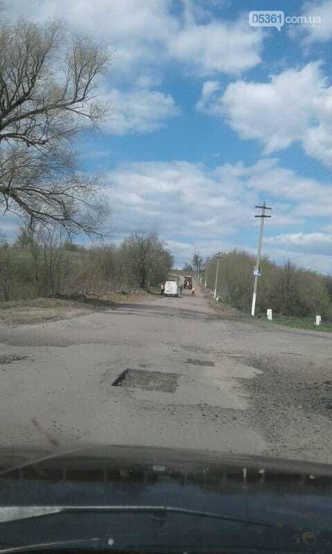 У Лубенському районі ремонтують дороги , фото-1