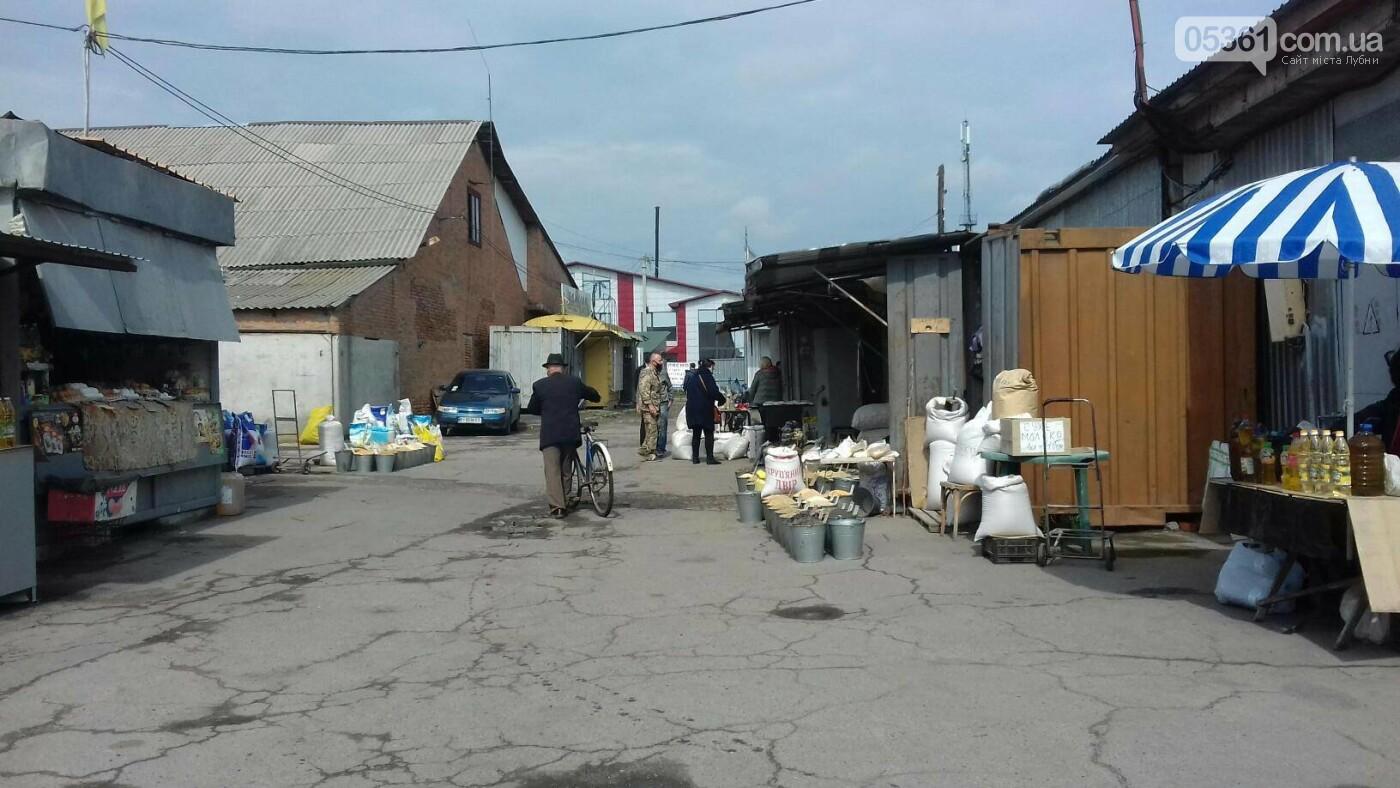 Сьогодні починає роботу ринок у Лубнах, фото-6