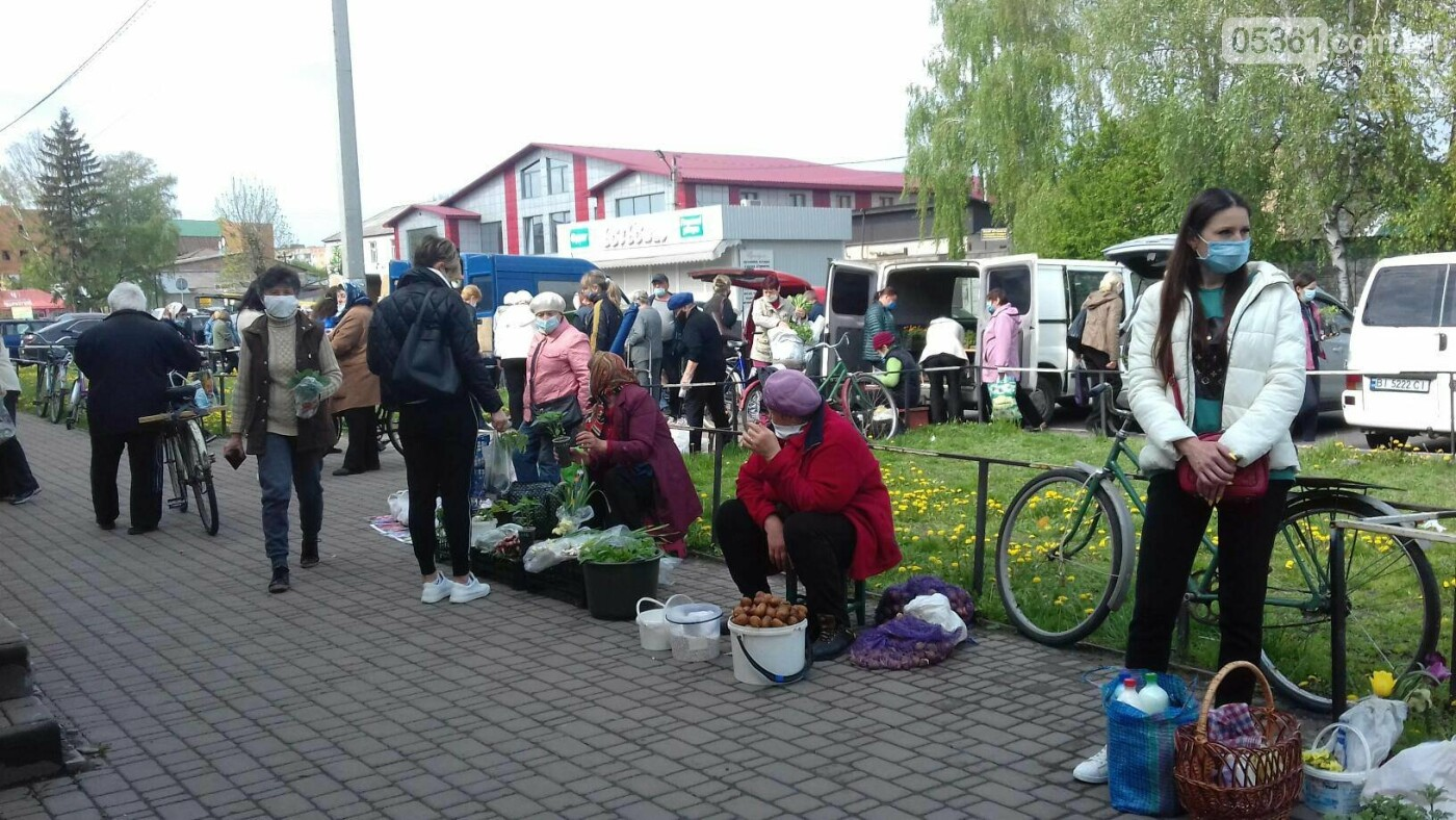 Сьогодні починає роботу ринок у Лубнах, фото-5
