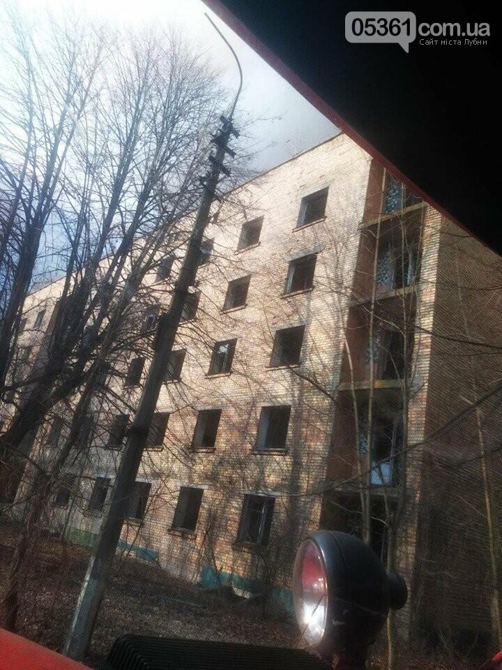 Лубенський пожежник Вадим Сердюк розповідає про ліквідацію пожежі в Чорнобильській зоні, фото-15