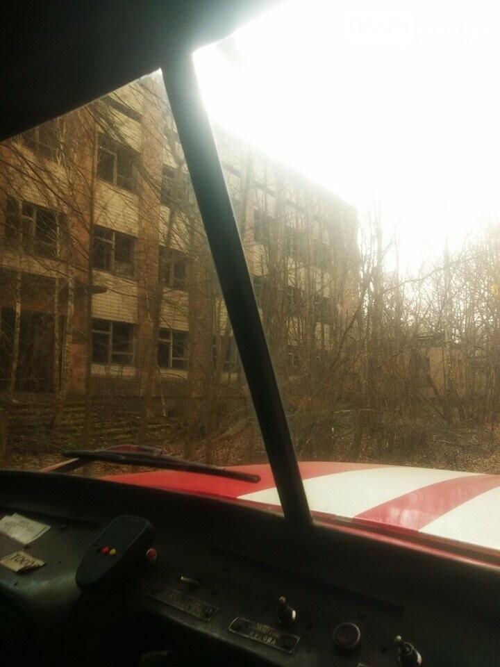 Лубенський пожежник Вадим Сердюк розповідає про ліквідацію пожежі в Чорнобильській зоні, фото-9