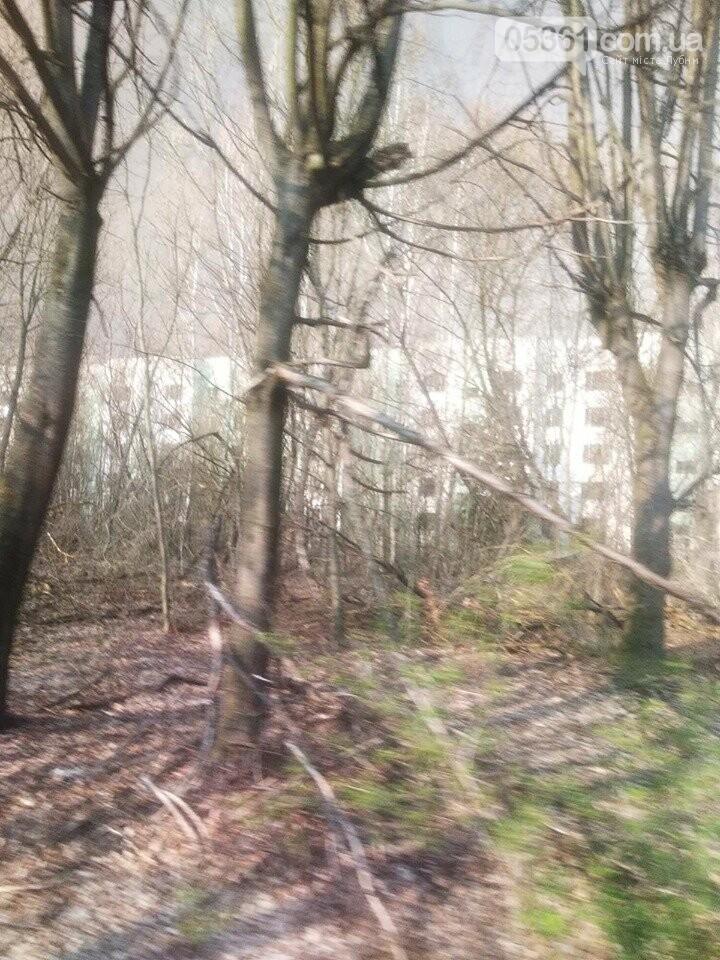 Лубенський пожежник Вадим Сердюк розповідає про ліквідацію пожежі в Чорнобильській зоні, фото-11