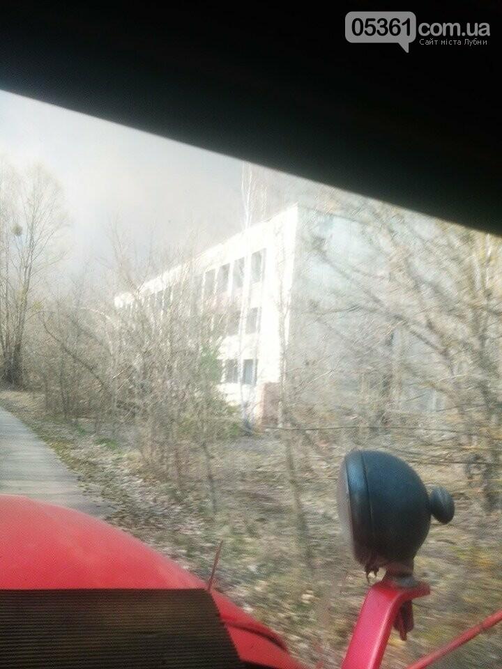 Лубенський пожежник Вадим Сердюк розповідає про ліквідацію пожежі в Чорнобильській зоні, фото-10