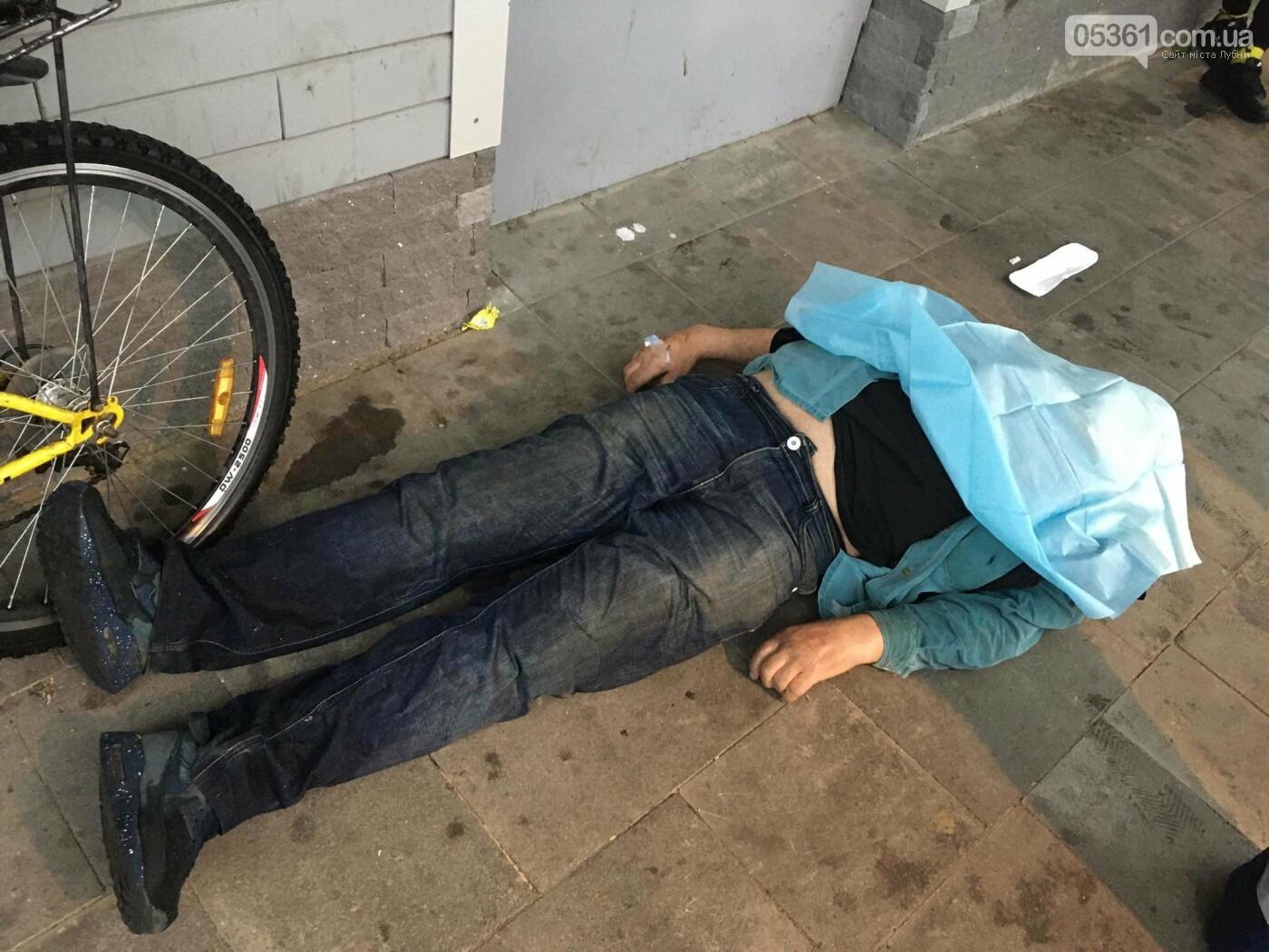 Раптова смерть у центрі Лубен, фото-3