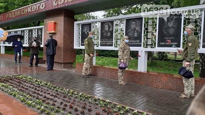 Вшанування героїв Радянського Союзу в Лубнах, фото-1