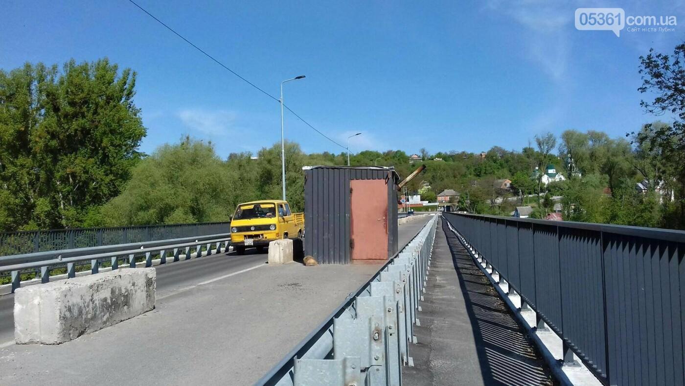 Реверсний рух на лубенському мосту, фото-7