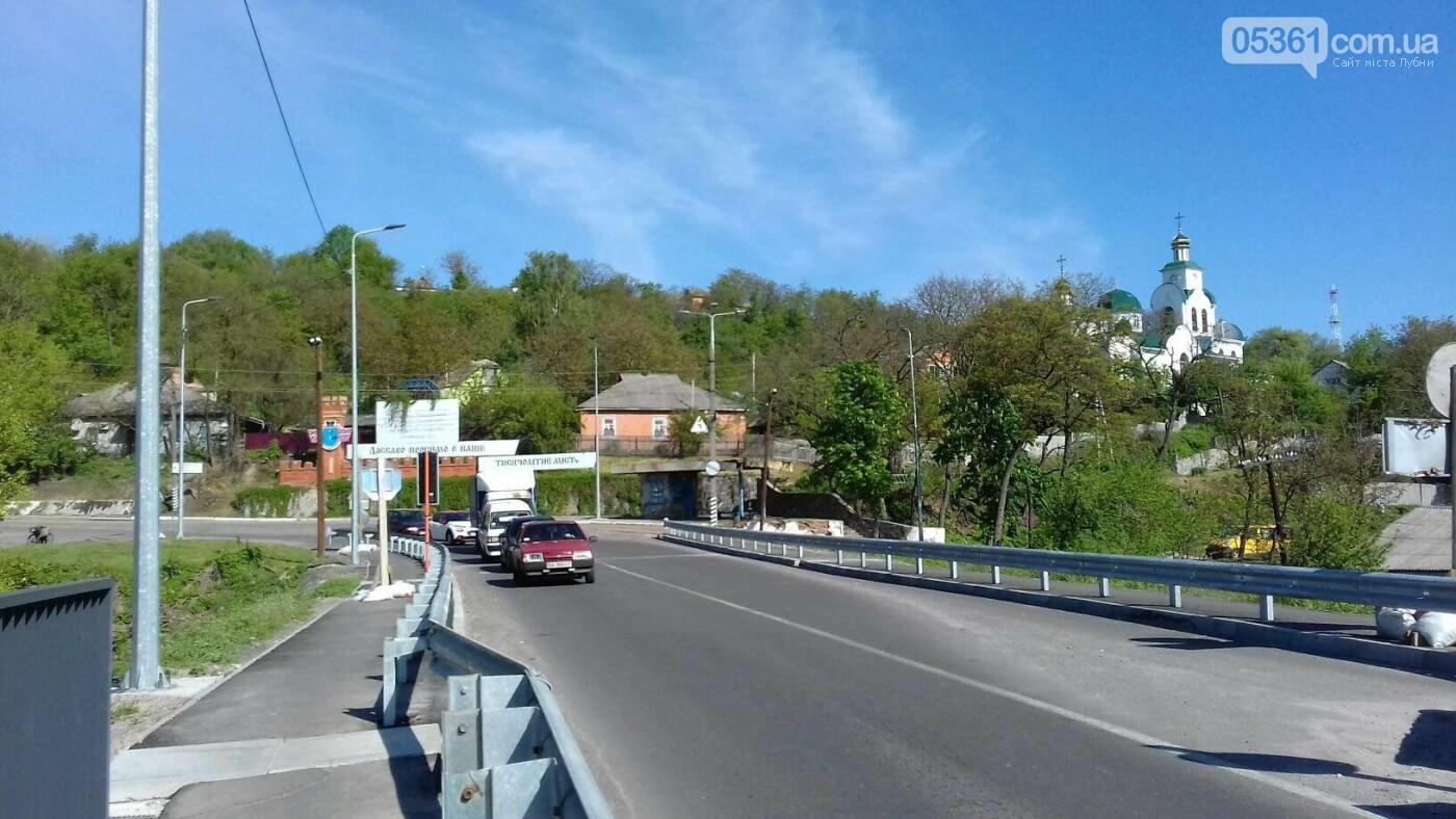 Реверсний рух на лубенському мосту, фото-2