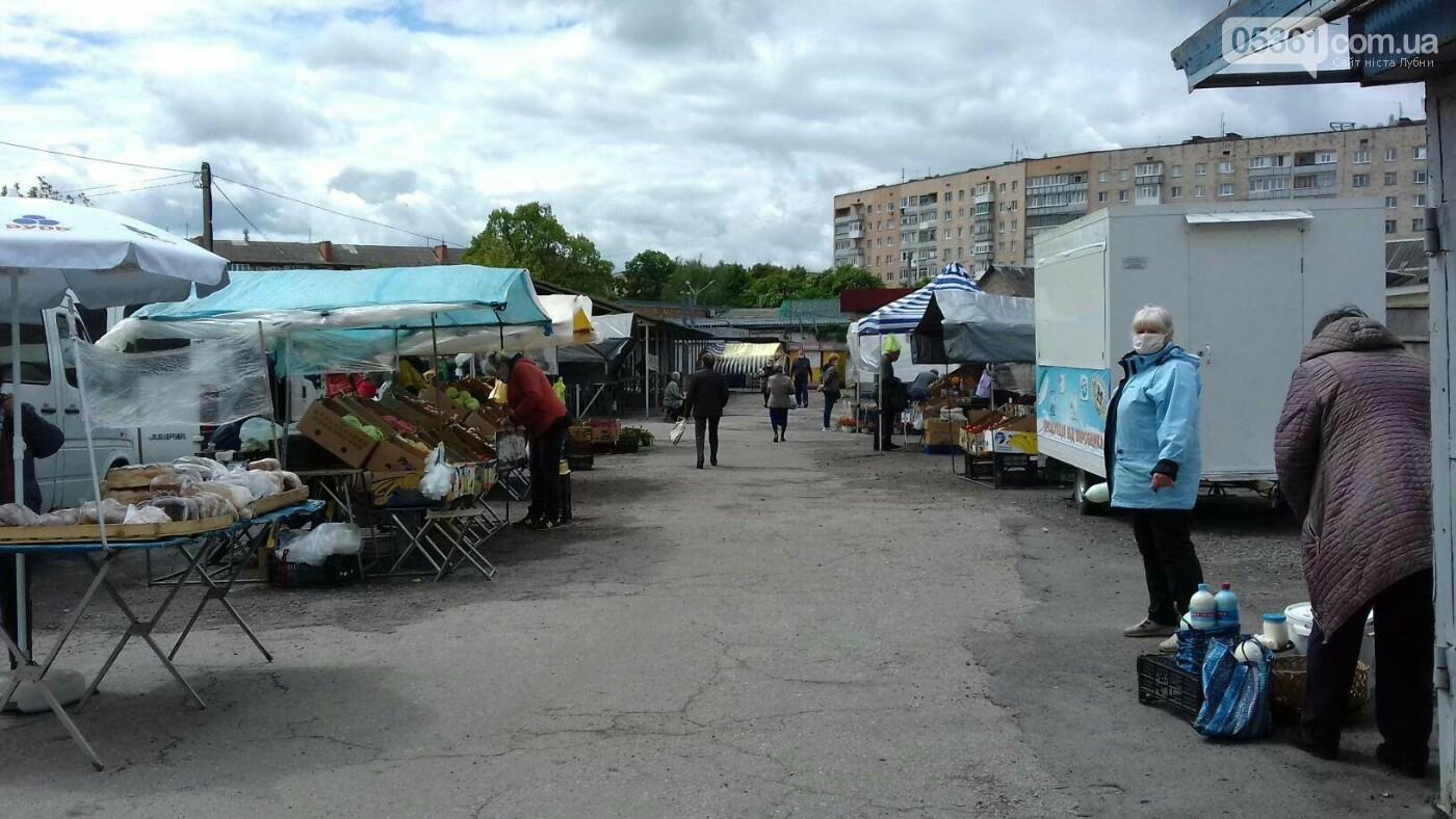 У Лубнах на даний час відсутня стихійна торгівля, фото-6