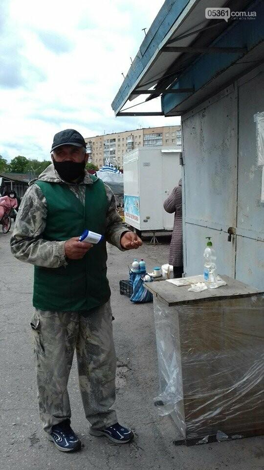 У Лубнах на даний час відсутня стихійна торгівля, фото-7