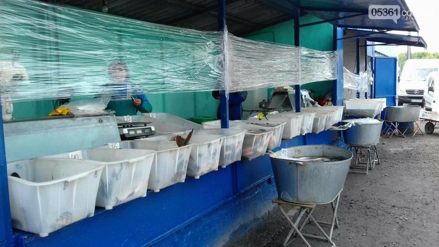 У Лубнах на даний час відсутня стихійна торгівля, фото-5