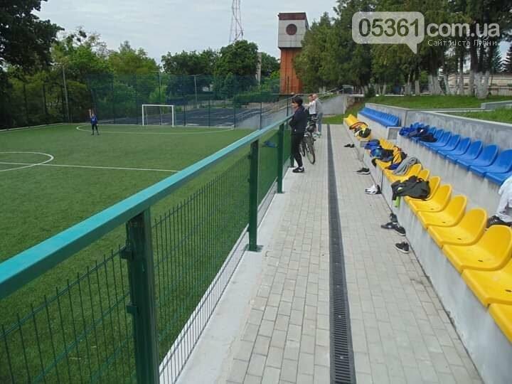 У Лубнах тренуються юні футболісти, фото-2
