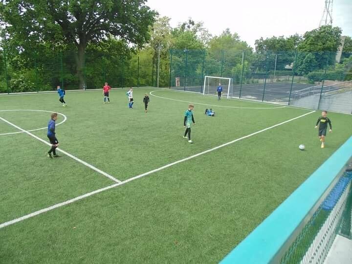 У Лубнах тренуються юні футболісти, фото-3