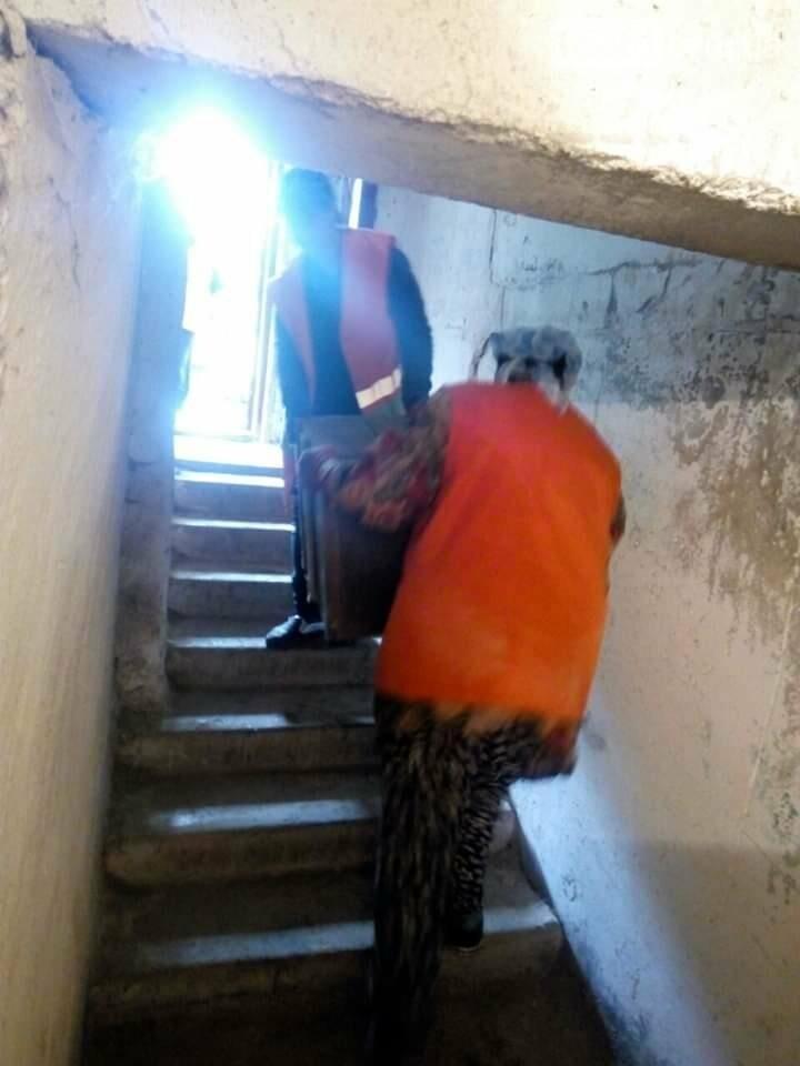 Лубенське ЛК ЖЕУ проводить роботи згідно затвердженого кошторису , фото-2