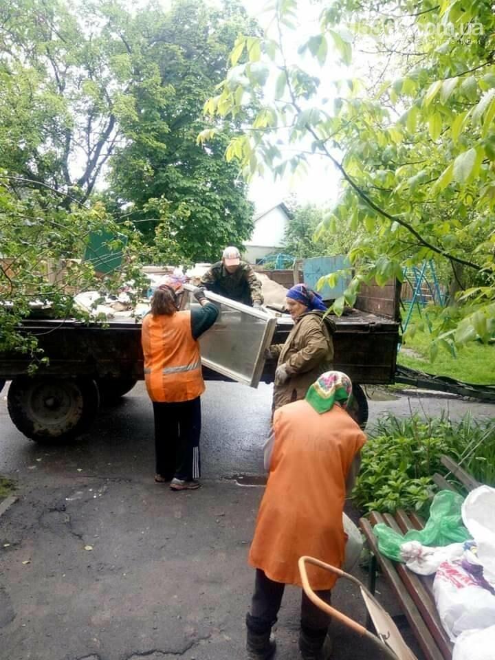 Лубенське ЛК ЖЕУ проводить роботи згідно затвердженого кошторису , фото-3