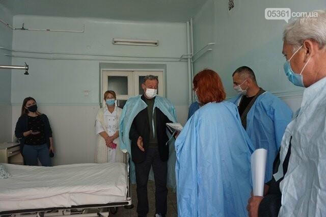 Лубеська лікарня отримала апарат штучної вентиляції легень, фото-2