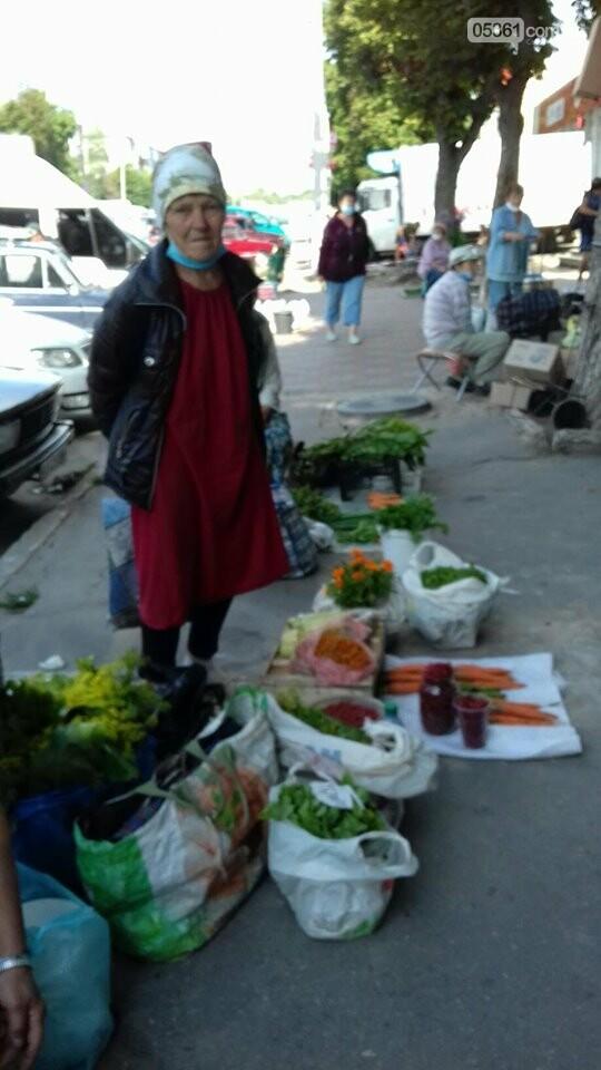 Лубни-ринок, або «мер дозволив» , фото-1