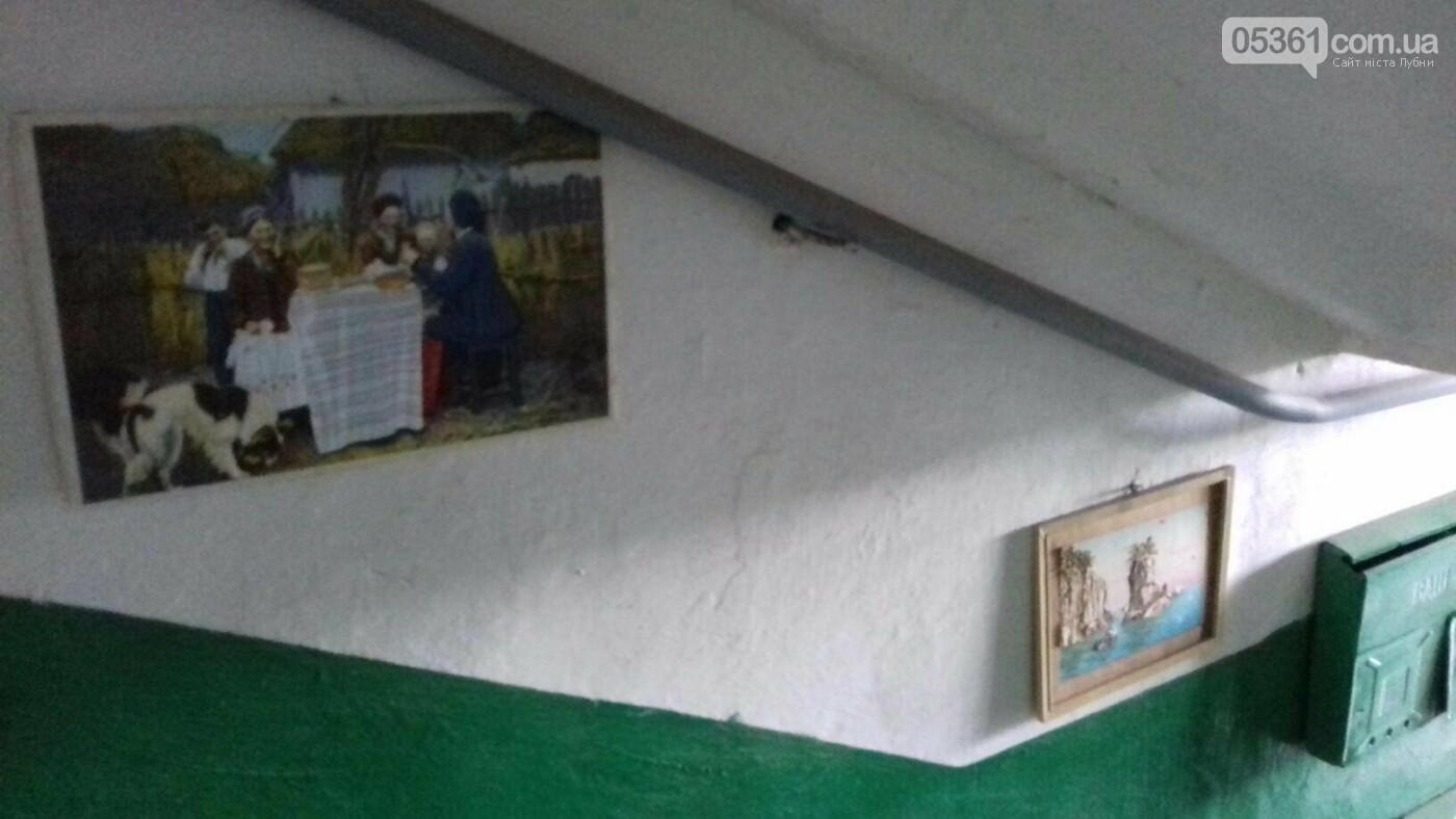 """Такі різні ремонти лубенських під""""їздів, фото-10"""