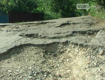 Програму утримання та ремонту доріг міста Лубни виконано?, фото-2